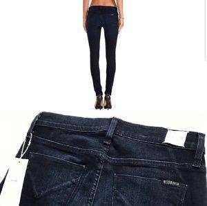 Hudson Shine Midrise Skinny Jeans  Catalyst 26:215